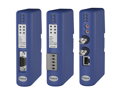 Anybus Factory Automation Communicator Serial/CAN Gateways