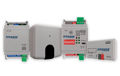 Intesis AC Interfaces for Building Automation