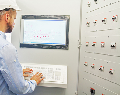 SCADA and remote control solutions