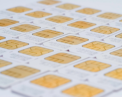 SIM plans for IoT applications