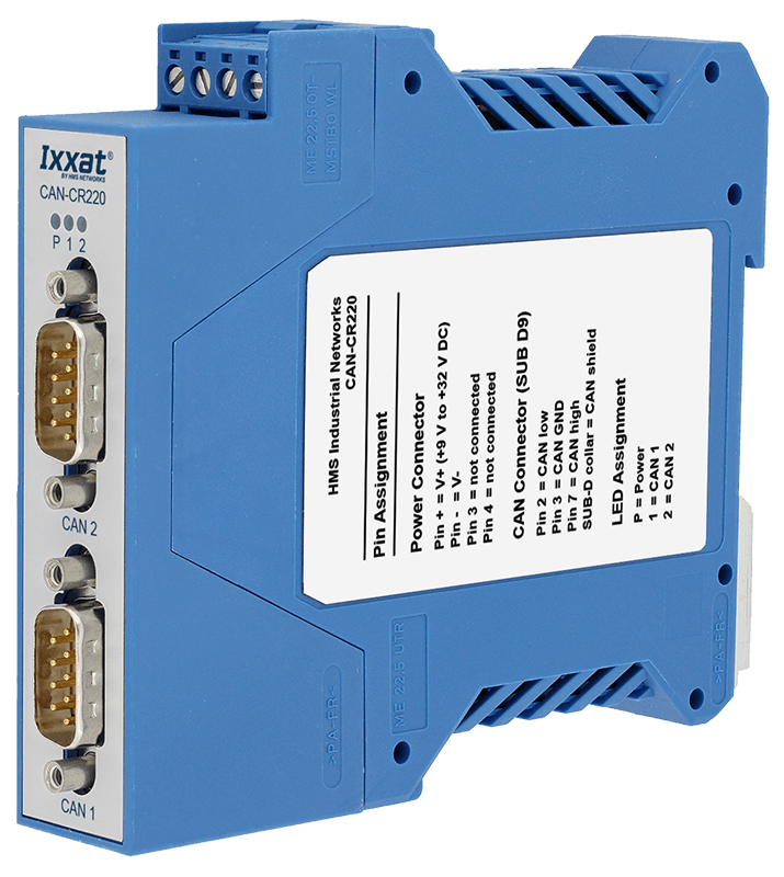CAN CR 220 Repeater